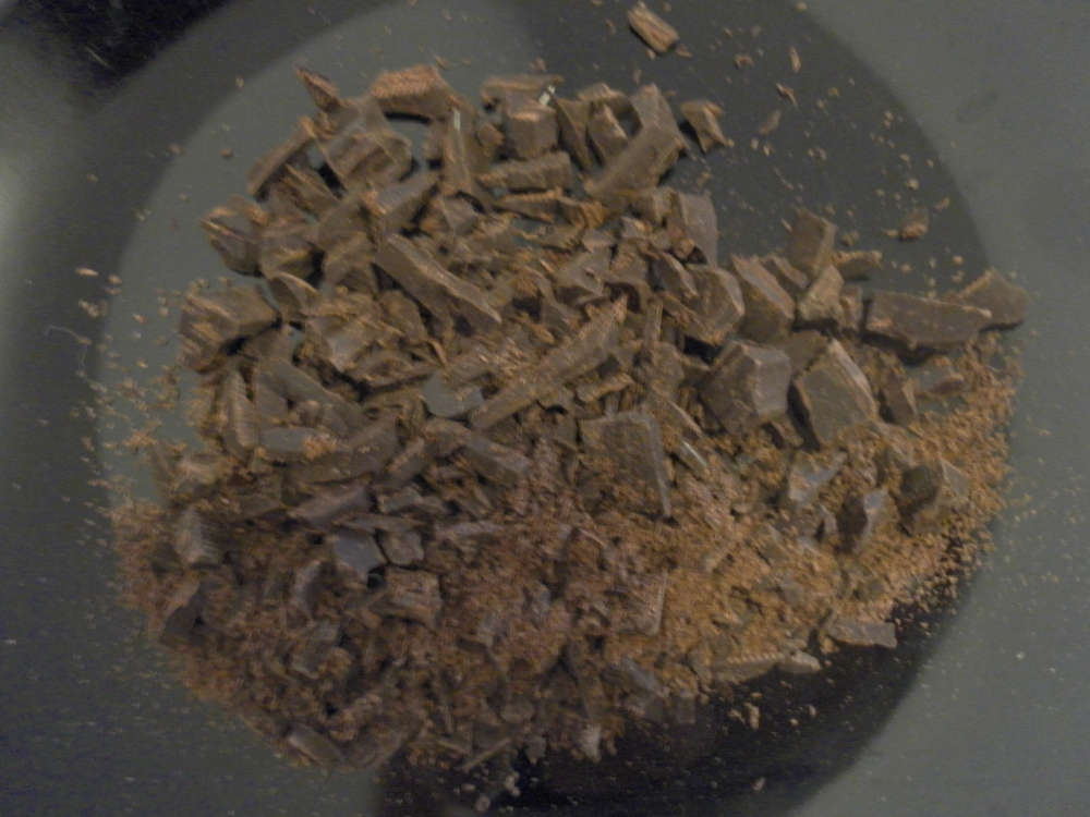 How to make chocolate truffles/chocolate ganache