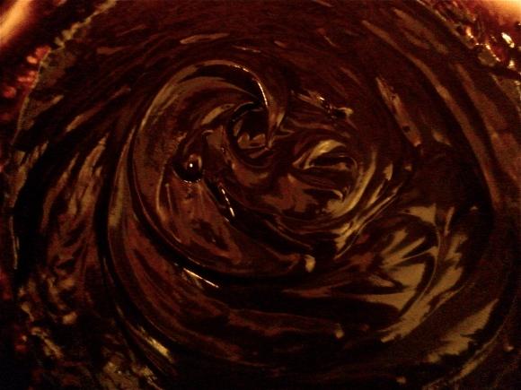 Chocolate ganache