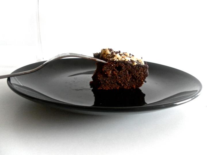 Chocolatey Hazelnut Cake