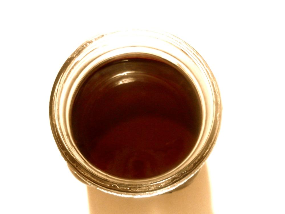 Homemade Dark Chocolate Sauce for Icecream