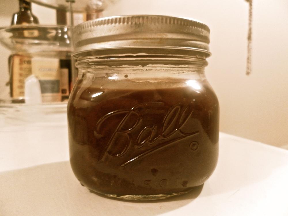 Homemade Dark Chocolate Sauce Recipe