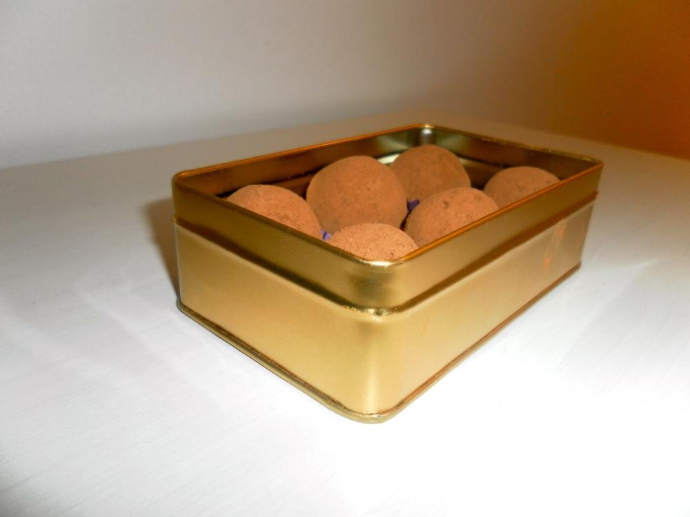 Masala Chai Truffles