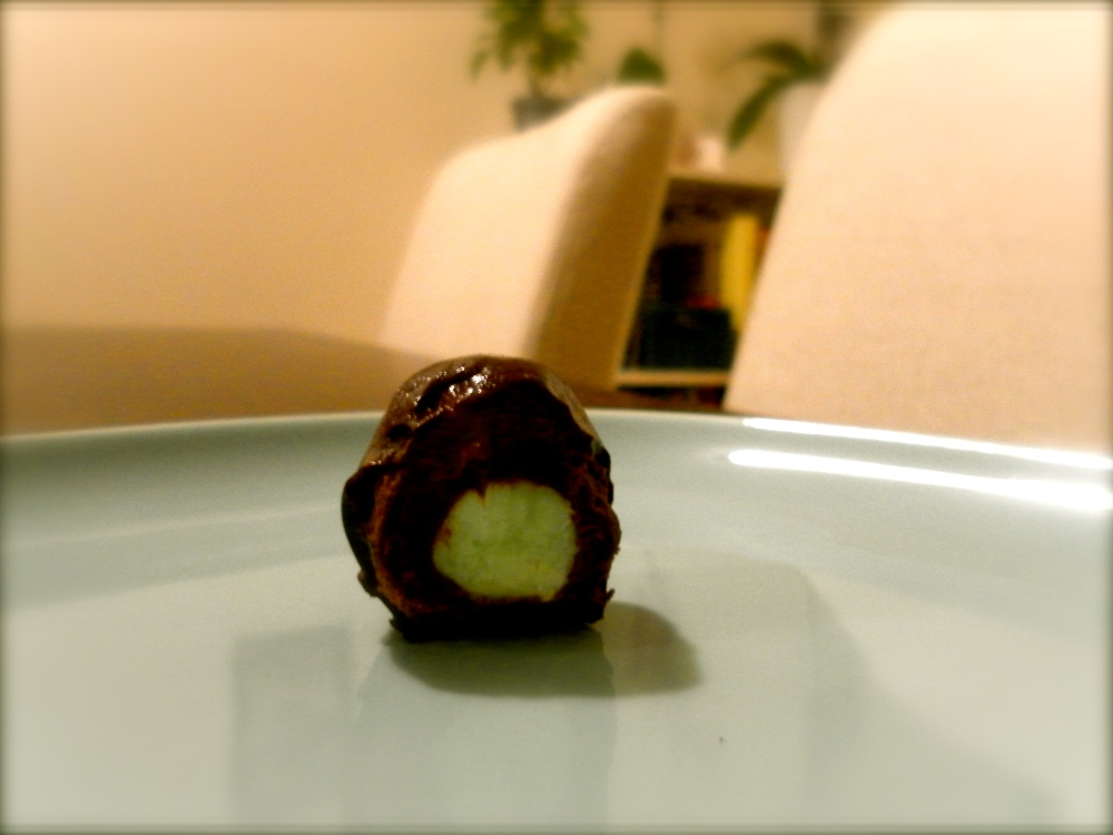 Mint Chocolate Truffle