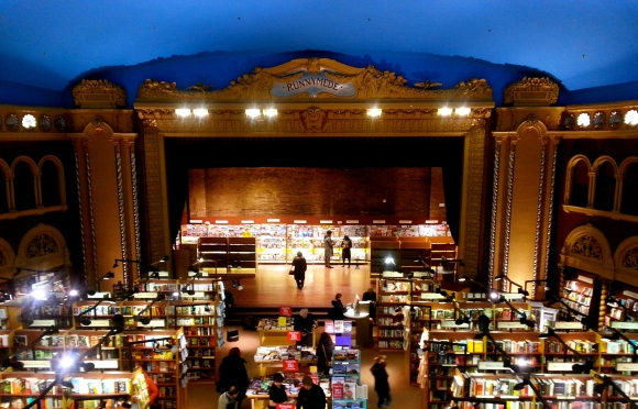 Most beautiful bookstore in Toronto, Canada
