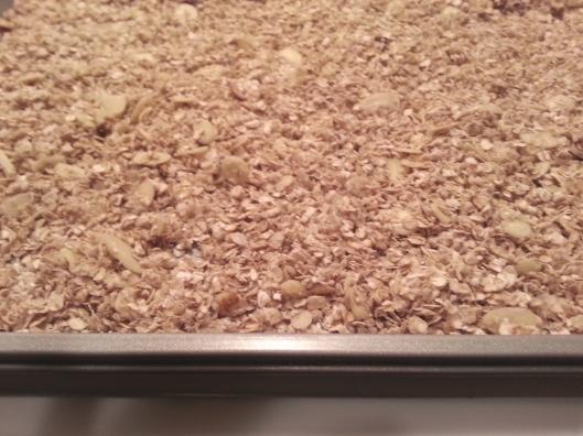 Coconut Cranberry Granola Recipe