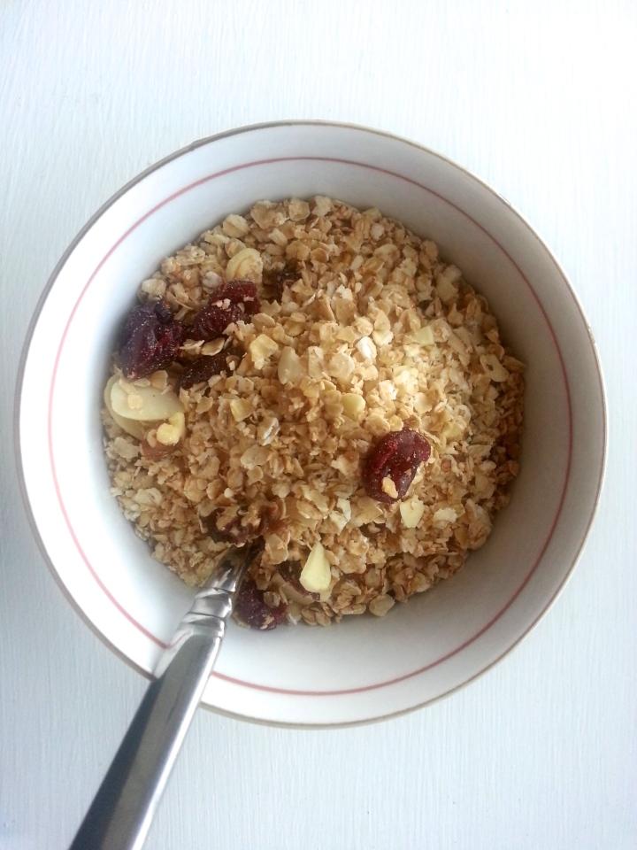 DIY Granola Recipe