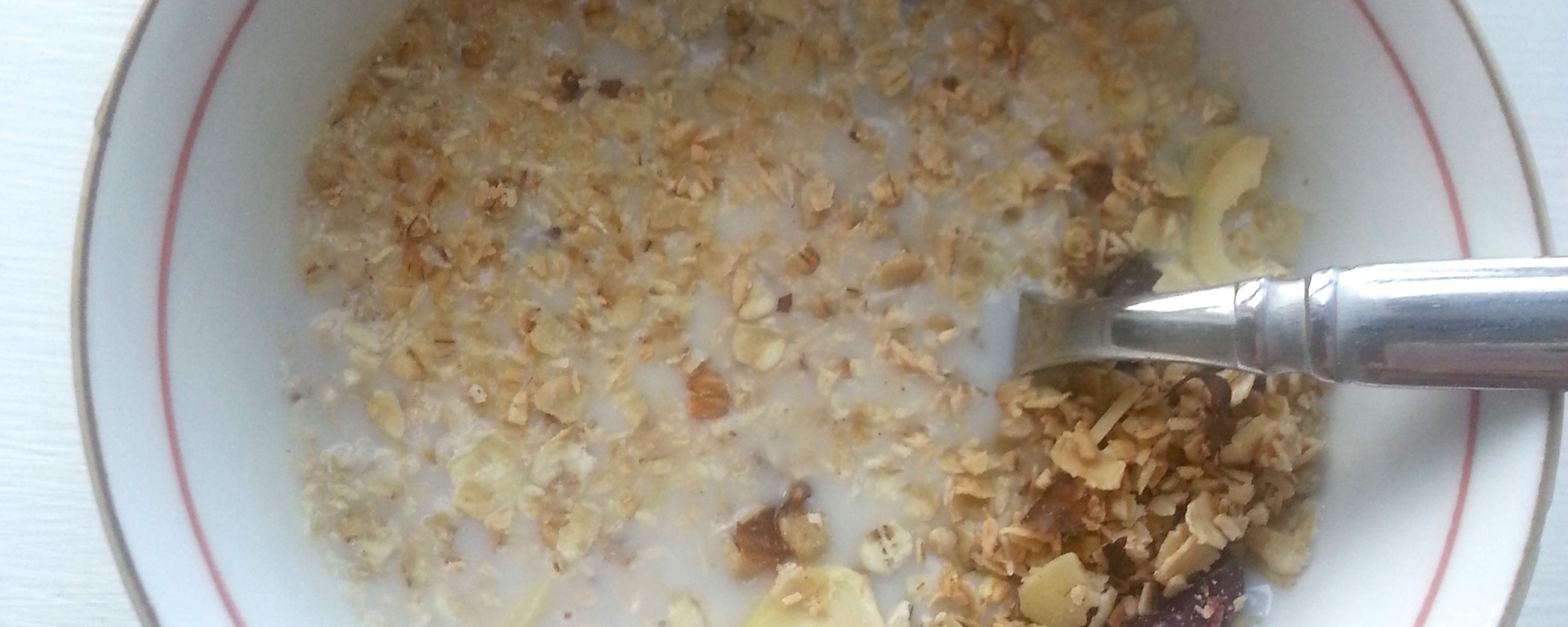 Easy homemade granola without preservatives, no added sugar