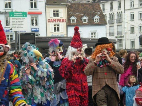 Basel Spring Carnival