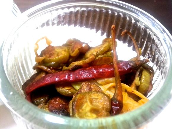 Dondakaya Vepudu; Tindora fry, Healthy Veggie Sauté
