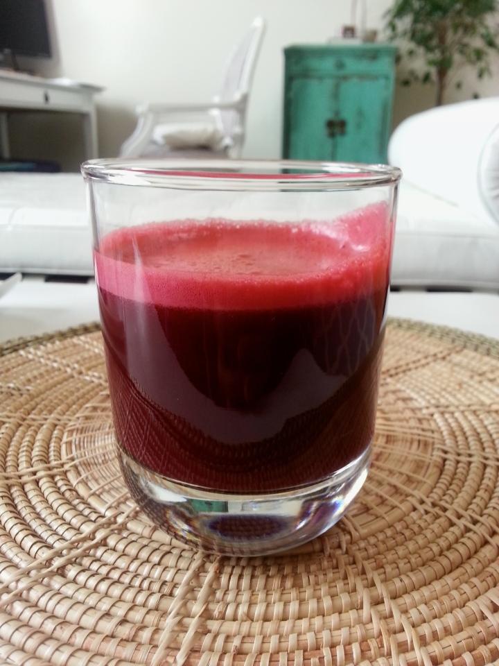Healthy Carrot Beet Juice