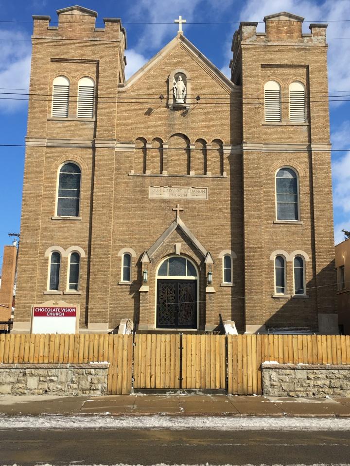 Chocolate Church, Niagara Falls, NY