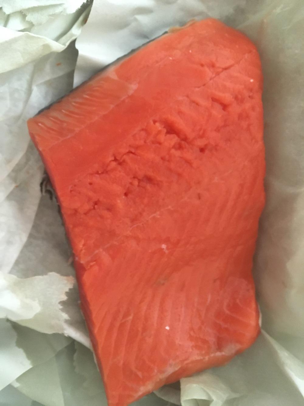 Delicious BC Pacific Salmon