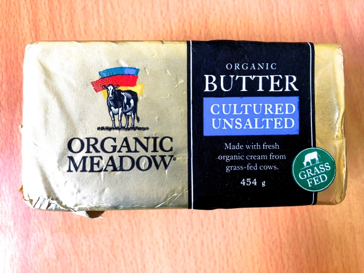 Cultured butter to ghee