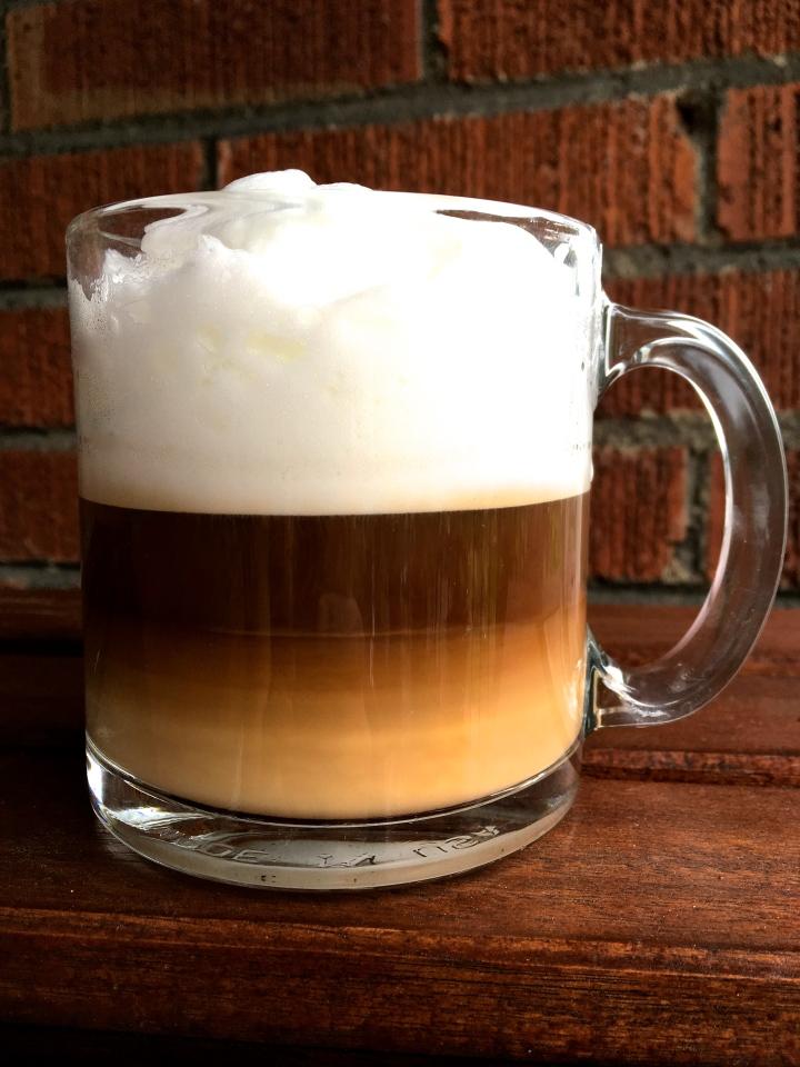 Kept coffee;
